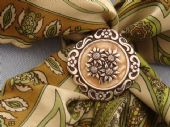 Scarf Clips, Scarf Slides, Scarf Rings and Vintage and Designer Scarves   CLICK HERE TO BROWSE
